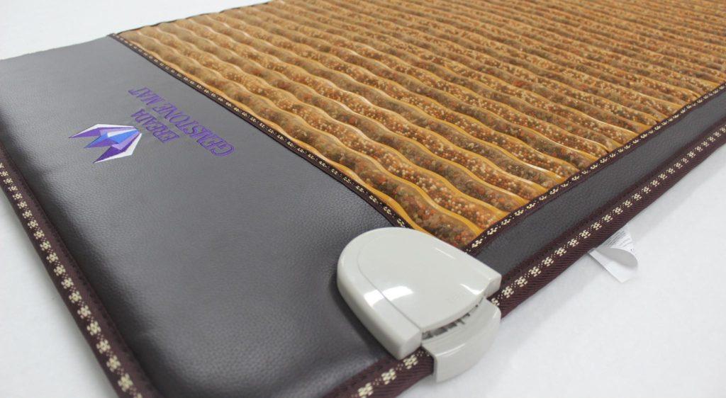 amethyst purple mat en mats colour shape and round