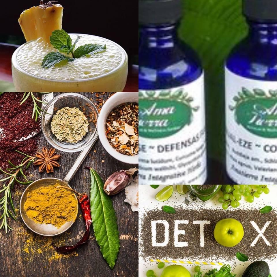 Detox w AI Herbs