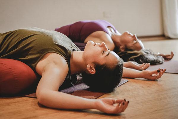 Restorative & Yin Yoga Costa Rica